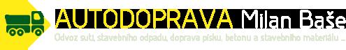 Autodoprava Baše Praha